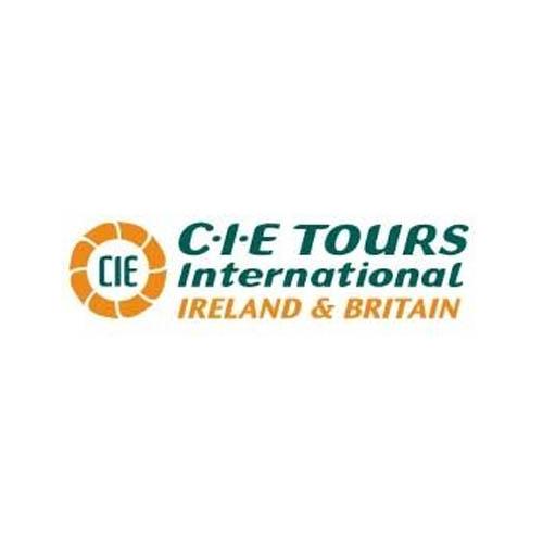 CIE Tours Partner Microsite