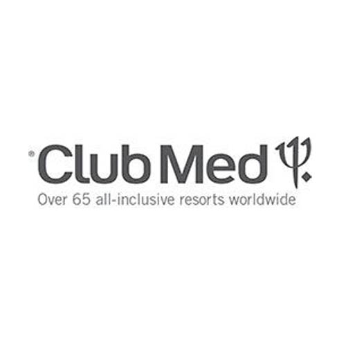 Club Med Partner Microsite