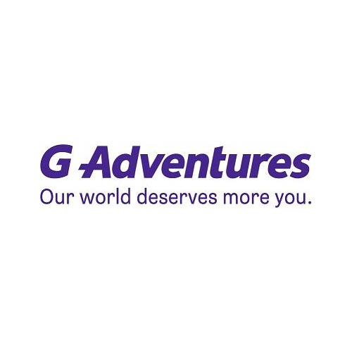G Adventures Partner Microsite