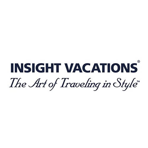 Insight Vacations Partner Microsite